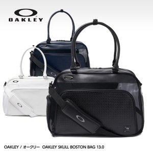 オークリー スカル ボストンバッグ OAKLEY SKULL BOSTON BAG 13.0 921566jp(かばん)|egolf