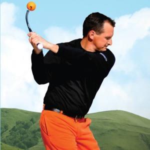 送料無料 オレンジウィップ/ORANGE WHIP 全米のツアープロ絶賛の練習器具(ゴルフコンペ景品 ゴルフコンペ 景品 賞品 コンペ賞品)|egolf