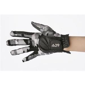 フィット39/FIT39 サファリ(SAFARI) ゴルフクローブ 黒/迷彩 ミック/MIC(メール便対応可) (golf glove 高爾夫 手套)|egolf