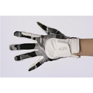 フィット39/FIT39 サファリ(SAFARI) ゴルフクローブ 白/迷彩 ミック/MIC(メール便対応可) (golf glove 高爾夫 手套)|egolf