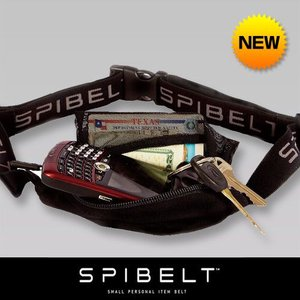 SPIBELT SPECIAL (スパイベルト スペシャル)  メッシュポケット ブラック SPI-006(メール便対応可) egolf