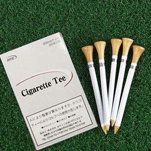 本物のたばこそっくり! タバコティー(メール便対応可) (おもしろ ゴルフ golf tees)|egolf