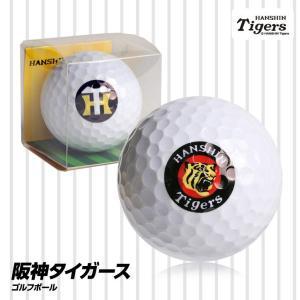 阪神タイガース ゴルフボール(プロ野球 応援 おもしろ 球団...