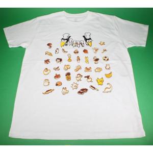 世代を越えて読み継がれる大人気絵本「からすのパンやさん」のTシャツができました。  表面も裏面も「い...