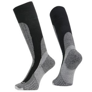 ソックス 靴下 着圧 サーモライト メンズ レディース スノーボード ウェアやスキーウェアと組合せがオススメ