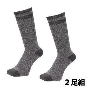 ソックス 靴下 2足組 メンズ レディース スノーボード ウェアやスキーウェアと組合せがオススメ...