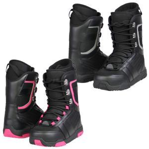 スノーボードブーツ シューレースタイプ 靴紐タイプ メンズ ...