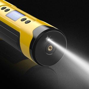 2019 最新版空気入れ 電動 エアコンプレッサー 小型電動ポンプ 1000mah*3 充電式 エアーポンプ 家庭用 浮き輪 ボール 自動車 eh-style