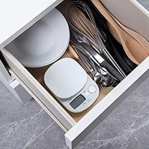 RANTOM はかり スケール 料理 1kg 0.1g デジタル ホワイト TGK-S202|eh-style