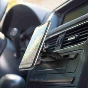 iOttie アイオッティ 車載ホルダー プレミアム iTap 2 マグネット CDスロット スマホホルダー iPhone XS Max R|eh-style
