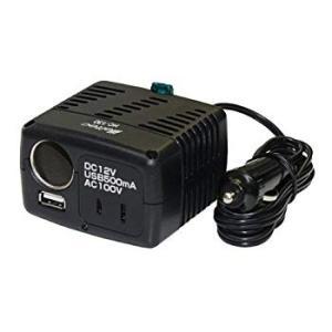 メルテック インバーター 3way(USB&コンセント&アクセサリーソケット) DC12V 130W Meltec HC-130|eh-style