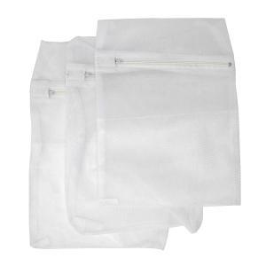 コーベック ランドリーネット ホワイト 23×30cm 洗濯ネット ミニ細目 3個入 eh-style