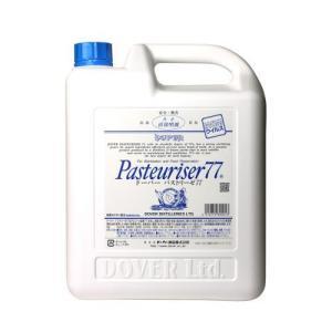 ドーバー酒造 パストリーゼ77 ドーバーパストリーゼ77 5L 5L(大容量) 除菌剤|ehac