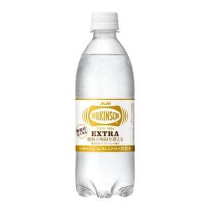 アサヒ飲料 ウィルキンソンエクストラ 490ML×24個セット|ehac