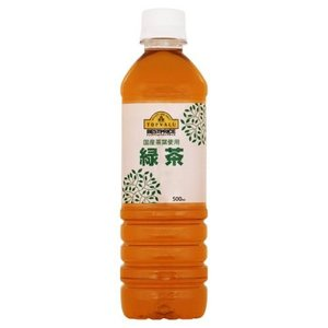 トップバリュ 緑茶 500ML×24個セット|ehac