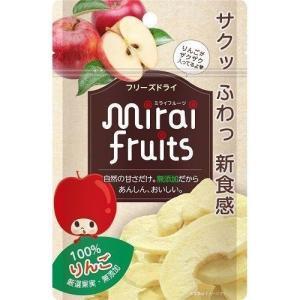 ビリーブ ミライフルーツリンゴ 12G ehac