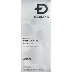 【第1類医薬品】★スカルプD メディカルミノキ5 60mL