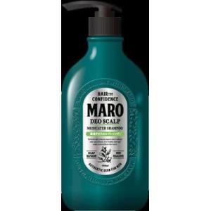 マロ(MARO) 薬用デオスカルプシャンプー 480ML