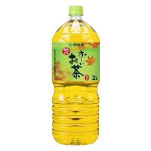 【ケース販売】伊藤園 おーいお茶 緑茶 2LX6個セット|ehac