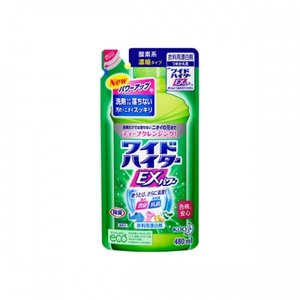花王 ワイドハイターEXパワー 詰替 480ML
