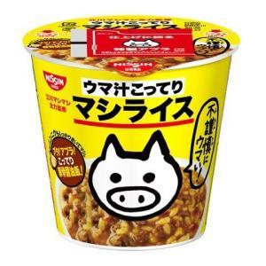 日清食品 立川マシマシ ウマ汁こってりマシライス 12個の商品画像|ナビ