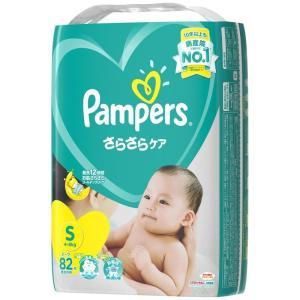 P&G 新パンパース テープタイプ スーパージャンボ S 82枚
