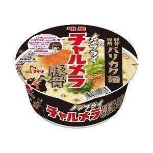 【ケース販売】明星食品 ノンフライ チャルメラ ...の商品画像