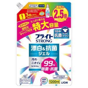 ライオン ブライト ストロング 詰め替え 特大サイズ 1200ML 衣類用漂白剤|ehac