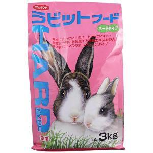 日本配合飼料 ニッパイ ラビットフード 3KGの商品画像