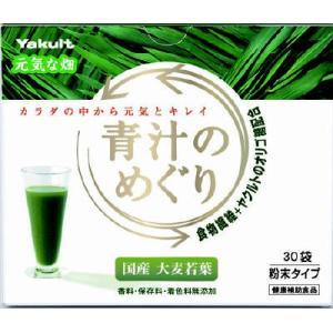 ヤクルト 青汁のめぐり 30袋の関連商品7