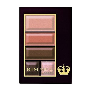 HFCプレステージジャパン リンメル (RIMMEL) ショコラスウィートアイズ ソフトマット #0...