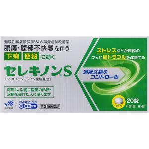 ◆【第1類医薬品】★セレキノンS 20錠【セルフメディケーション税制対象商品】