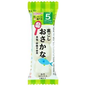 和光堂 はじめての離乳食 裏ごしおさかな 2.6Gの関連商品1