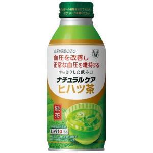 大正製薬 ナチュラルケア ヒハツ茶 370ML×24個セット|ehac