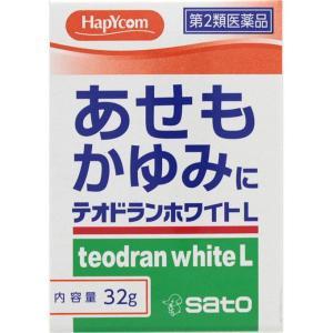 【第2類医薬品】テオドランホワイトL 32G|ehac