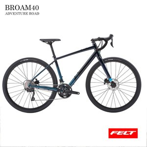 Broam40(ブローム40) 2021モデル/FELT(フェルト) ロードバイク  送料プランC ...