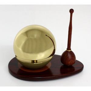 ◆リン&リン台&リン棒◆たまゆらりん1.8寸 セット(紫檀)《家具調仏具・モダン仏具》|eharabutsugu