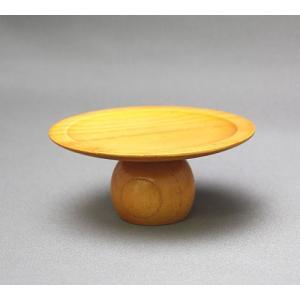 たわわ高月(ライトブラウン) 3.0寸 家具調仏具 モダン仏具|eharabutsugu