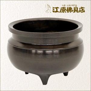 黒線香立て 3.5寸(単品) 家具調仏具 モダン仏具|eharabutsugu