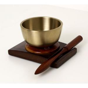 たわわ(ウォールナット色) リンセット 《家具調仏具・モダン仏具》|eharabutsugu