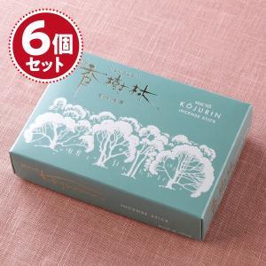 お香 線香 玉初堂 清澄香樹林(大)×5個セット『あすつく対応』|eharabutsugu