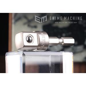 TONE トネ 電動ドリル用ソケットアダプター 2BA-16|ehimemachine