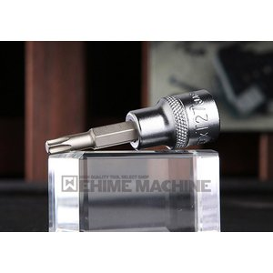 TONE トネ 9.5sq. トルクスソケット (強力タイプ) 3TX-T27|ehimemachine