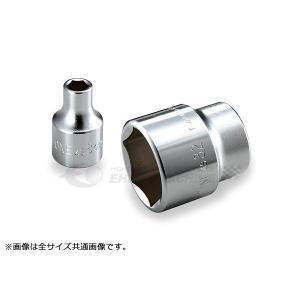 TONE トネ 12.7sq. ソケット (6角) 33mm 4S-33