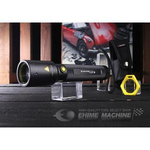 在庫有り [新製品] LEDLENSER 自然色 色判別LEDライト 300lm レッドレンザー i9 CRI 500887|ehimemachine