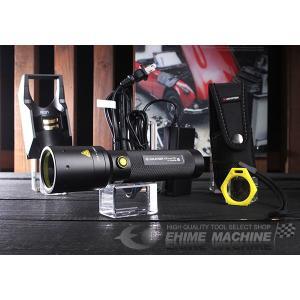在庫有り [新製品] LEDLENSER 自然色 色判別高速充電式LEDライト 500lm レッドレンザー i9R iron CRI 500888|ehimemachine
