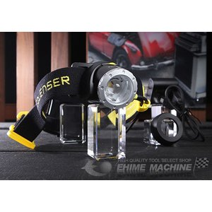 在庫有り [新製品] LEDLENSER 自然色 色判別充電式LEDヘッドライト 220lm レッドレンザー iH7R CRI 500889|ehimemachine