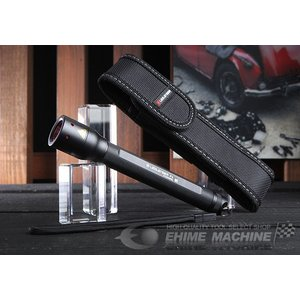 9406後継品。  スリムで、エレガントで、使いやすい―長さ163mmのP6は、滑りにくく手に良くな...