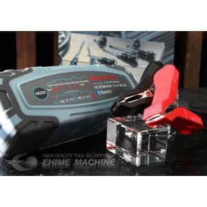 DENGEN デンゲン 全自動充電器 ICE MAN 5.0 BLE 70433|ehimemachine