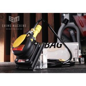 COMPACT TOOL 軽量・低重心ミニオービタルサンダー 吸塵式 813CD|ehimemachine